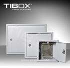 Outdoor Metal Fiber Optic Terminal Box Fiber Distribution Cabinet | Termination Box