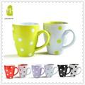ถ้วยกาแฟเซรามิกแก้วส่งเสริมการขาย