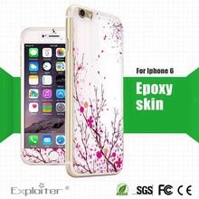 Newest design products diy smart phone skin decoration