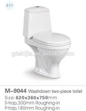 M-9044 bathroom ceramic toilet ware