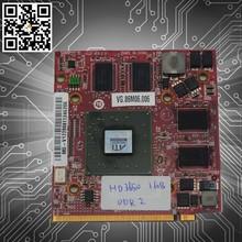 VG.86M06.002 GRAPHICS CARD 3D Graphics Video Mobility Radeon ATI VGA Card HD3650 MXM 1024 MB DDR2