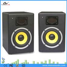 High Sound Quality Professional Active Studio Monitor Home Use Bookshelf Portable Speaker