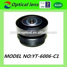 360 degree optical fisheye camera lens for projector
