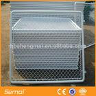 11.5 Gauge Galvanized Low Price Chain Link Fencing Fabrics (ISO 9001 certificate)
