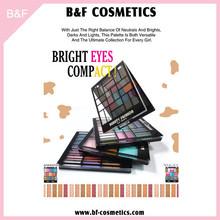 Eyeshadow Cosmetic hot sale lady cosmetics eyeshadow makeup brush accessory