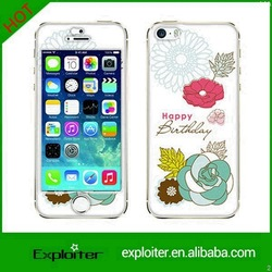 Made in china decorative phone skin with price