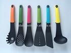 6PCS Nylon kitchen utensil / Nylon Utensil Set / nylon cooking utensil