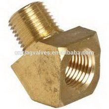 Designer best sell brass bar end cap