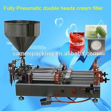 Dongguan Promake fully automatic cosmetic/liquid/oil/water/paste filling machine,Sunscreen/Sunblock filler machine