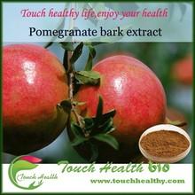 Touchhealthy supply pomegranate peel powder/pomegranate peel extract/pomegranate peel extract powder
