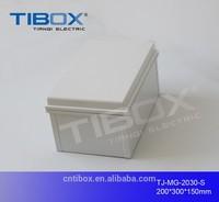 abs plastic waterproof enclosure/plastic antenna enclosure/plastic moulded enclosure