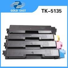 Printer toner manufactuer supply TK-5135K/M/Y/C color toner cartridges for Kyocera TASKALFA 265ci/266ci