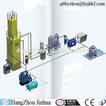 25L/Hours small liquid cryogenic nitrogen plant