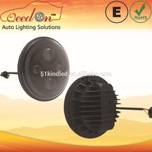Qeedon 7 pulgadas LED E - cabeza de punto luces ssangyong istana para Harley Davidson
