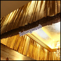 Fashion Decorative ceiling drapery fabric