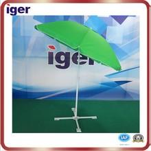 low price folding big beach sun umbrella