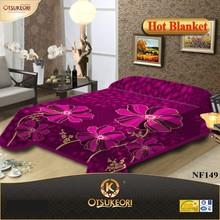 OTSU KEORI 100% Polyester New Designs barney blanket