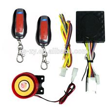Remote Control Motorcycle Alarm Security Lock Anti-theft Motorcycle
