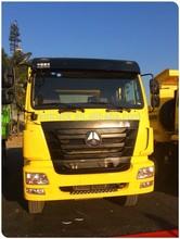 China HOWO 6x4 Dump Truck (tipper truck,dumper truck) Payload: 20-40T