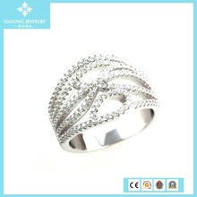 Highest Quality Valentine Diamond Wedding Ring Elegant Fashion Jewellery Company