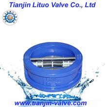 pneumatic butterfly check valve