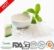 Bulk Pure Stevia Extract/High Pure Glucosyl Stevia 90%/Glucosyl Stevioside(enzyme modified stevia)