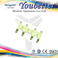 Rib Plates orthopedic implant suzhou youbetter medical apparatus orthopedic instrument