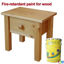 Flame retardant agaent- Wood babboo textile paper Flame/ fire proof fire-retardant paint