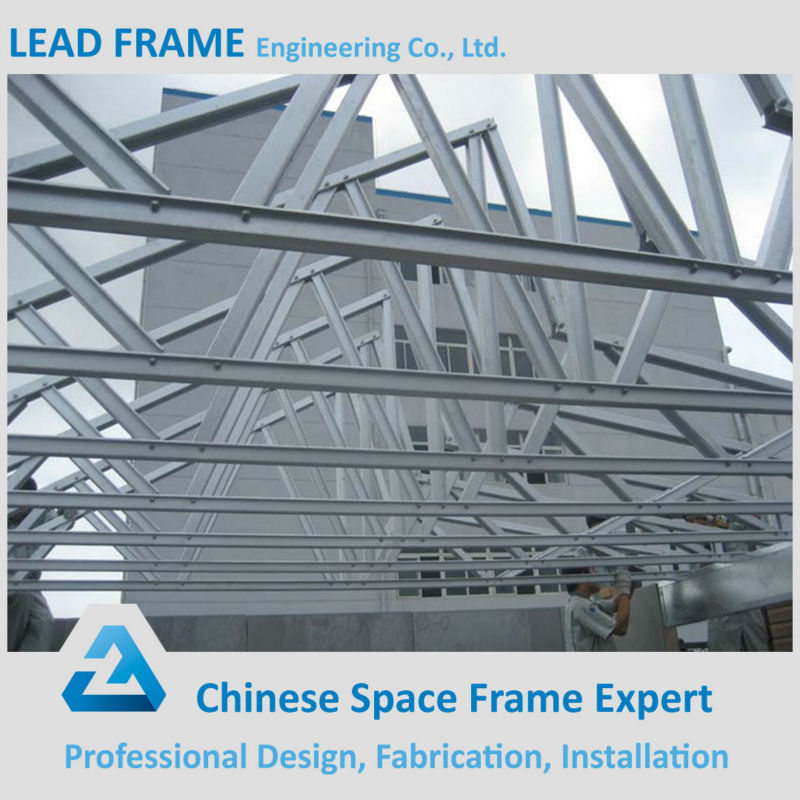 Price Steel Roof Structure Galvanized Framing Small Stage