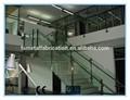 Pasamanos de escalera de diseño/barandilla escalera modelo/escalera barandilla de altura