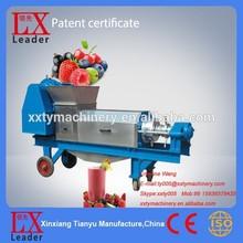 Tianyu High Juicing Rate Berry Screw Press 0086 15936579435