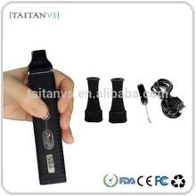 Taitanvs Alibaba High Tech Adjustable Temperature 2200mAh Battery Wholesale Wax Vaporizer Pen