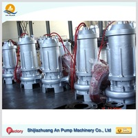 High Quality Sea Water Submersible Pumps 380volt