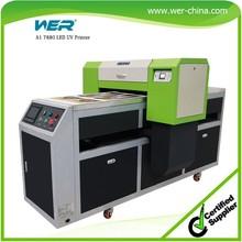a1uv printer flatbed, uv hybrid printer, uv flatbed inkjet printer