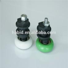 Plastic Pulley Ball Bearing For Sliding Door Plastic Pulley Ball Bearing