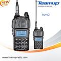 Uhf400-520mhz vhf136-174mhz de doble banda comercial radios de dos vías