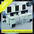 2014 moda painel de madeira móveis para escritório partição para o ceo hj-9282