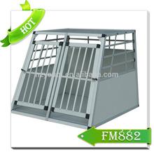 Big stainless steel dog cage indoor dog kennel
