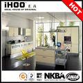 los diseños simples del gabinete de la cocina despensa fabricante de la unidad