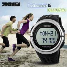 Wholesale Price Pedometer,heart rate measurement 2015 smart watch