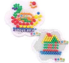 Intelligence development of building blocks toy
