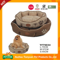 Wholesale Professional Modern Beautiful Elegant Breathable Home Made Dog Bed