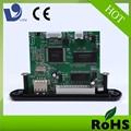 venta caliente personalizado usb tf y fm mp5 jugador del circuito