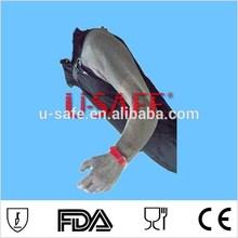 U-SAFE arm and hand sleeves