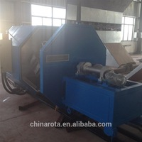 rotational moulding machine plastic broom machinery ce certificated shuttle type rotomoulding machine