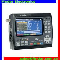 4.3 Inch High Definition TFT LCD Screen satellite tv receiver sat finder