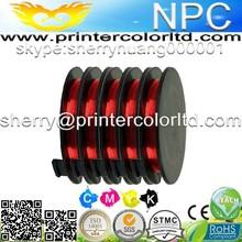 For Ricoh MP4500E empty toner cartridge reset toner chip for epson aculaser c1100