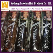 free sample dreadlocks weave crocheted dreadlocks extension x--pression-kanekalon-braiding-hair