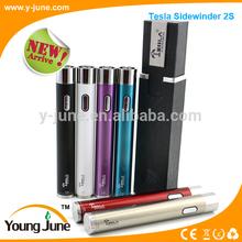 Original manufacturer ego 2000mah battery ego ecig 2000mah sidiwinder starter kit with factory price