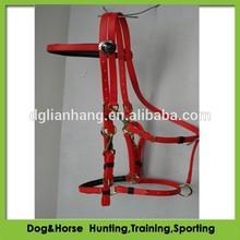 Low Maintenance horse halters endurance made from PVC coated nylon webbing